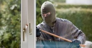Message from the Police - Burglaries and theft from cars