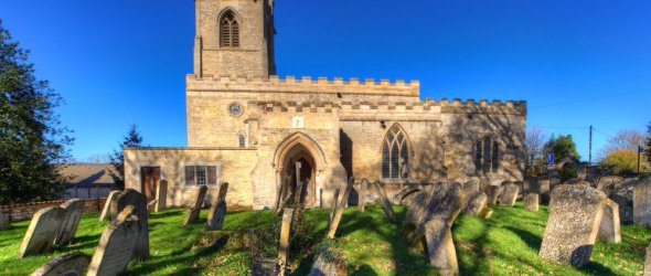 Great Casterton Church